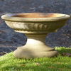 Small Stone Bird Bath